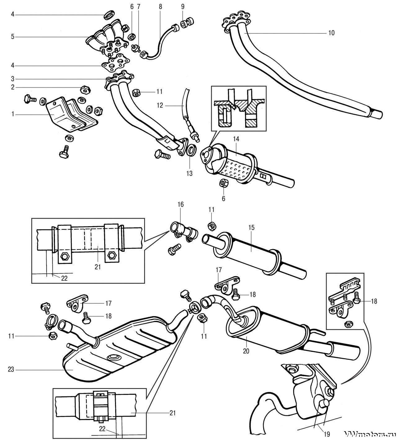 устройство тормозной системы схема на тойоту надю